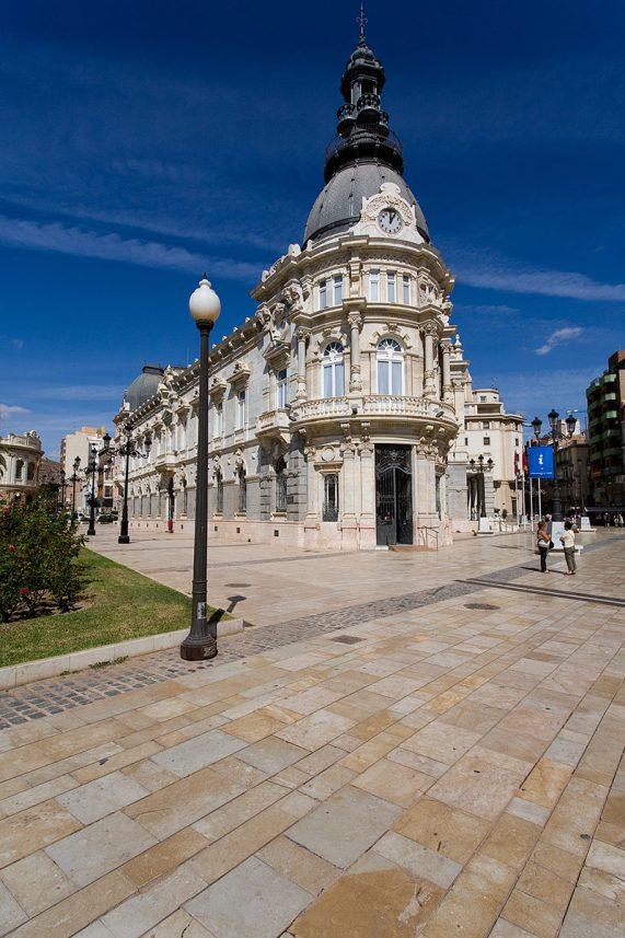 Hospedería Bajo el Cejo. Cartagena